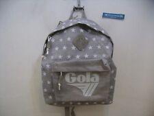 GOLA ZAINO SCUOLA HARLOW VINTAGE STARS CUB709 GREY GRIGIO