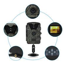 1080P HD 12MP CT008 Hunting Scouting Trail Camera Game Wildlife IR Recording 1x