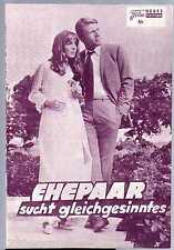 EHEPAAR SUCHT GLEICHGESINNTES / NFP 5569 Wien / Vera Jesse / NRN-FEHLDRUCK