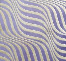 LOVELY Richard James of Savile Row Wavey Lilac Woven Silk Tie - NEW & RARE