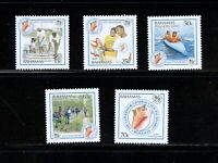 A628  Bahamas  2007   Youth Awards  conch shells   5v.      MNH