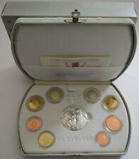 Vatikan KMS Kursmünzensatz PP 2003