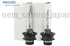 2 × NEW!! OEM Philips D4S Headlight Bulb 42402 XenEco 35w 4300K GERMANY EMS