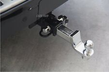 Tow Hitch Bar Mount Base Hitch Pin Combo Kit For Land Rover LR3 LR4 Discovery 4