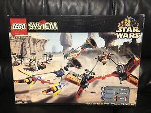 Lego Star Wars Set 7171 Mos Espa Podrace