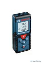 Bosch GLM 40 Laser-Entfernungsmesser mit Schutztasche 0601072900