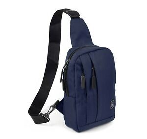 Westend Crossbody Sling Bag with Reversible Strap