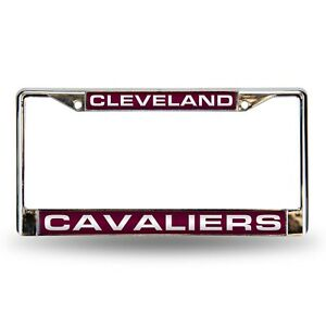 Cleveland Cavaliers RedLaser Chrome License Plate Frame     #342