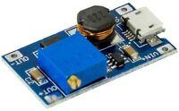 Step-up Boost Power Converter MT3608 micro usb Microusb für Arduino Raspberry