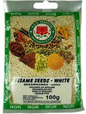 (1,00€/100g) [ 100g ] NGR Sesamsamen WEIß / Sesam / White Sesame Seeds