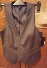 H&M V Neck Regular Waistcoats for Women