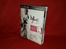 Final Fantasy XIII-2 -- Novella Edition (Sony PlayStation 3 PS3, 2012)