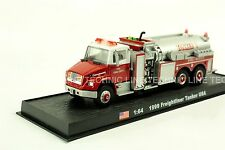 Freightliner Tanker - 1999 USA Fire Truck Diecast 1:64 Model No 21
