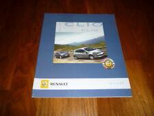 Renault Clio Prospekt 04/2006 Spanien