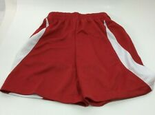 High Five Youth Small Red Soccer Shorts NEW BB3
