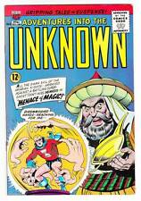 ADVENTURES INTO THE UNKNOWN #161 - 1965 Silver Age - Nemesis - Very Fine