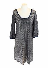 SABATINI Knitted Tunic Midi Dress, Medium