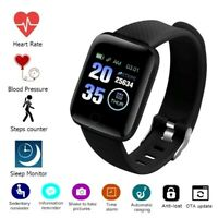 Smart Watch for iPhone iOS Android Phone Bluetooth Waterproof Fitness Tracker Ne