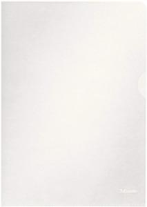 100 Pochettes Plastique Chemise Coin Premium A4 Protection Document Transparente