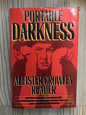 Portable Darkness: An Aleister Crowley Reader , Scarce Hardback First Edition