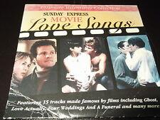 Movie Love Songs CD