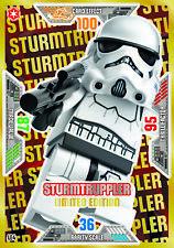 LEGO Star Wars Trading Card Serie 2 XXL Sonderkarte Sturmtruppler LE1