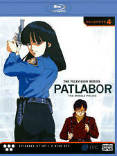 Patlabor - The Mobile Police: The TV Series, Collection 4 (Blu-ray Disc,...