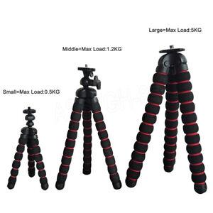 Suitable for Canon Nikon Sony High Quality DV5KG Octopus Flexible Tripod Bracket