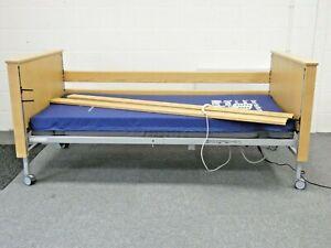Drive DeVilbiss Bradshaw Electric Profiling Nursing Bed +Mattress NEW 2021 Model