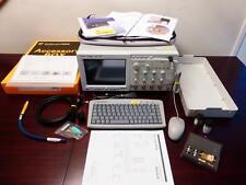 Agilent DSO80404B 4GHz, 4CH, 40GSa/s Infiniium Oscilloscope w/ Options 001 & 002