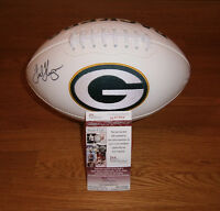 PACKERS Ted Thompson signed football JSA COA AUTO Autographed Green Bay GM SBXLV