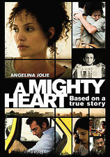 A Mighty Heart (DVD, 2007)