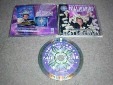Who Wants To Be A Millionaire 2nd Ed PC/Mac CD-ROM 2000