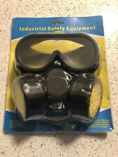 Industrial Safety Equipment + Google 2 Pieces Set New
