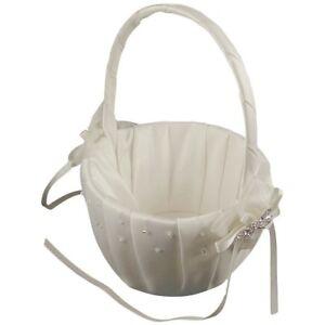 Euphyllia-Amboise Flower Girl Wedding Basket (e2149bi)