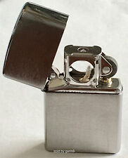 Zippo Windproof Brushed Chrome Pipe Lighter, # 200Pipe, New In Box