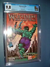 WOLVERINE v.3 #66 CGC 9.8 DYNAMIC FORCES VARIANT 1ST OLD MAN LOGAN 1 OF 1999 KEY