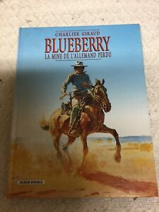 Blueberry La Mine De L'allemand Perdu & Le Spectre Aux Balles D'or