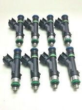Bosch 6 Hole Upgrade Fuel Injector Set 34 lb/hr NEW X 8