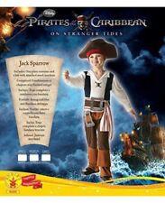 BAMBINO di alto mare Ragazzi Pirata dei Caraibi Costume Libro Settimana Costume Età 3-10