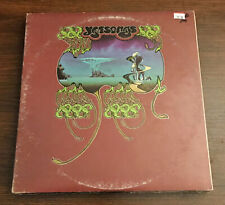 Yes Yessongs Original Pressing Vinyl Record LP Album SD 3-100 1973