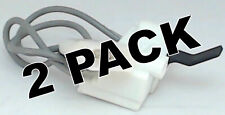 2 Pk, Dryer Door Switch Whirlpool Sears Ap3132865 Ap2976041 3406105 3406107