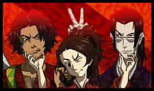 "037 Samurai Champloo - Japanese Anime Manglobe 24""x14"" Poster"