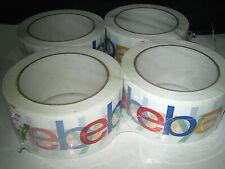 EBAY Branded Tape Bopp 1 Roll 75 Yards 2 Mil Thickness