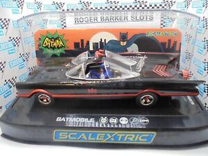 Scalextric C4175 Batmobile 1966 TV Series  Lights/DPR BNIB