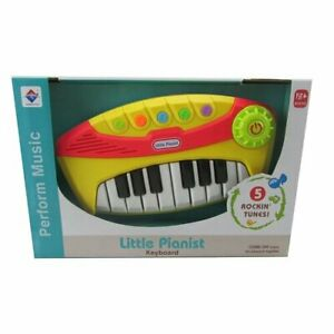 New High Quality Electronic Keyboard Musical Toy Perfect Gift for Kids Ages 3+