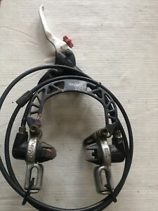 Magura Evolution HS33 Hydraulic Rim Brakes & Booster For Parts Single