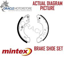 NEW MINTEX REAR BRAKE SHOE SET BRAKING SHOES GENUINE OE QUALITY MFR467