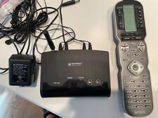 URC Genesis MX900 Programmable Univ. Remote Control & MRF-260 base station