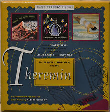 Samuel J Hoffman and the Theramin CD Box Set Exotica Les Baxter Harry Revel NICE